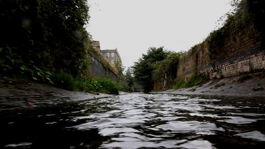 Bradford Beck at Canal Road