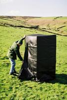 Camera tent