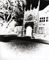 Pinhole negtive - East Riddlesden Hall