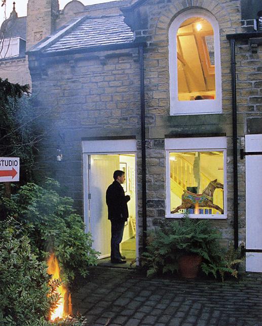 HOST (Huddersfield Open Studios): for Arts Council England