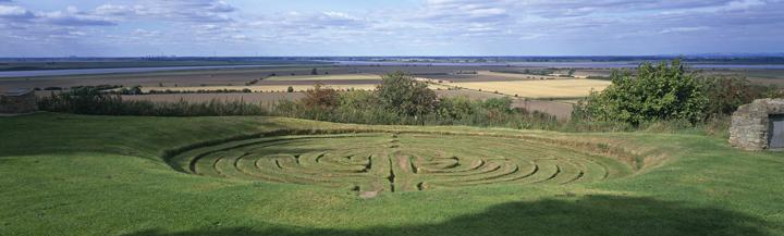 Julian's Bower, Alkborough, North Lincolnshire