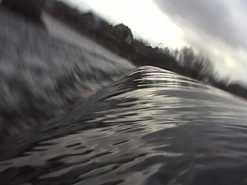 Castleford Weir, River Aire
