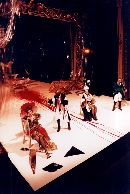 The Way of the World, York Theatre Royal