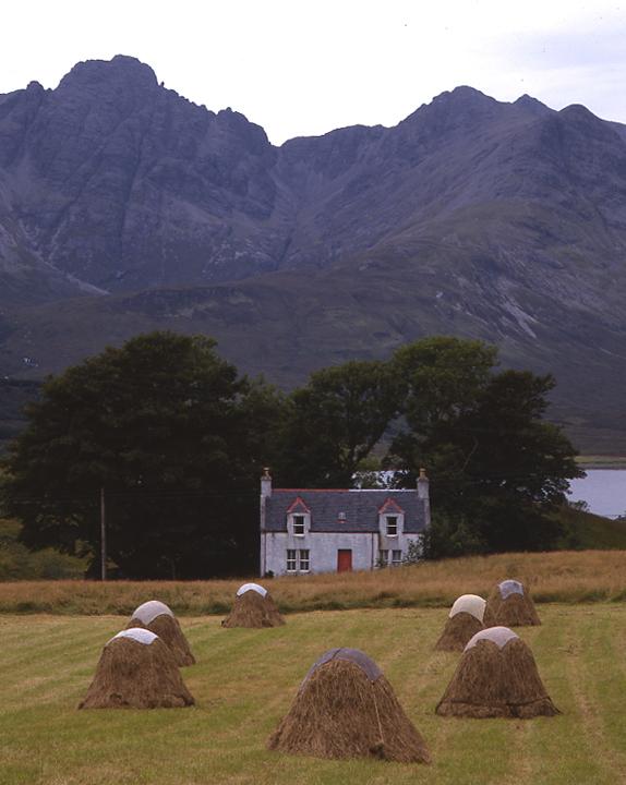 Croft at Torrin, Isle of Skye