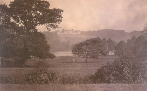 Harewood House by Roger Fenton, 1859