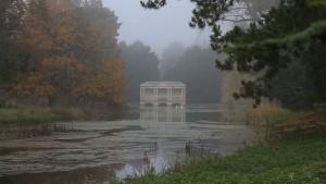 The Palladian bridge, Scampston